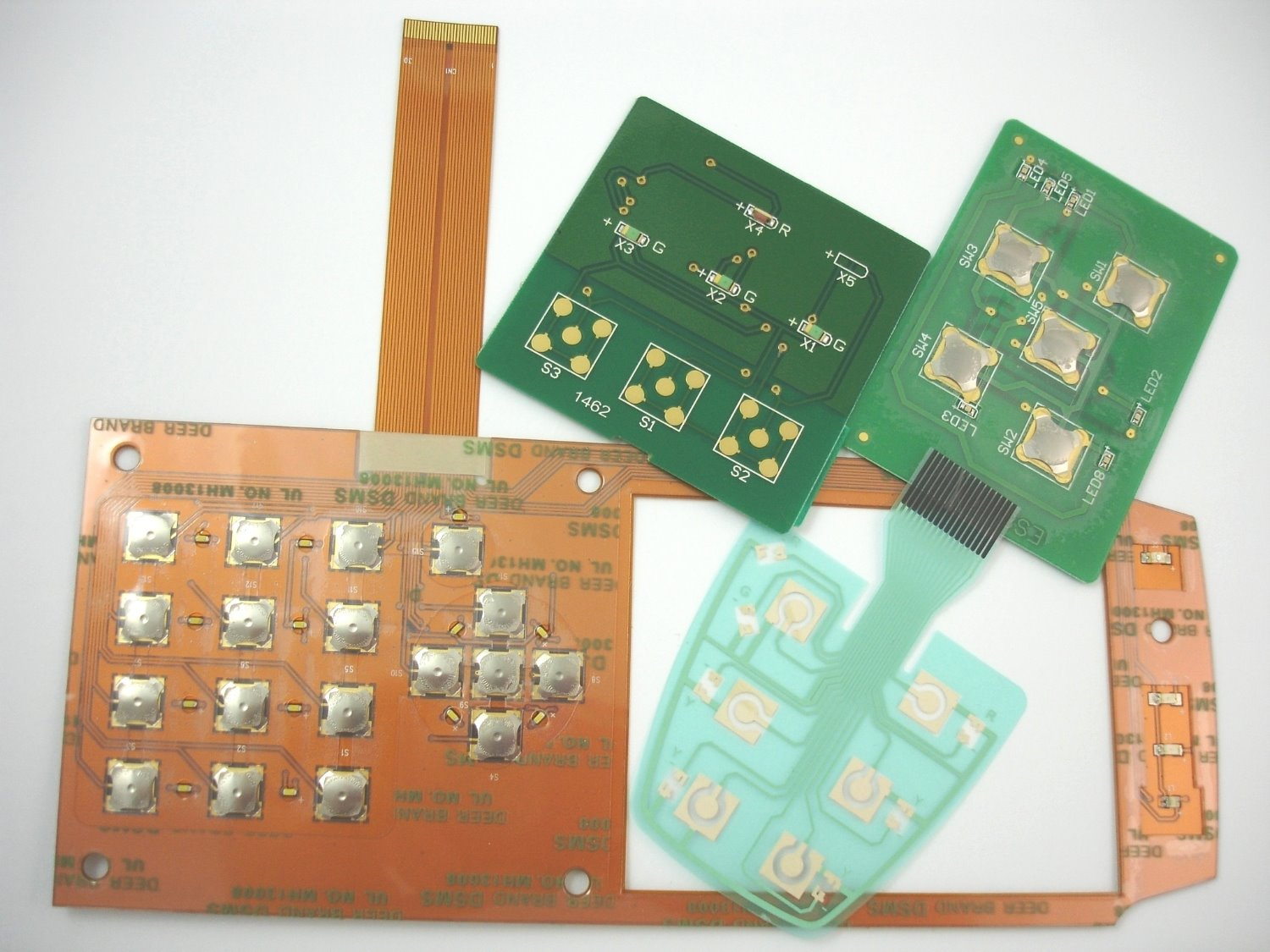 Flexible Circuit Manufacturers from Taiwan of Kingley Tech